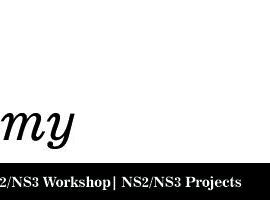 NS2 Academy| Projects Pune| IEEE Project Development|